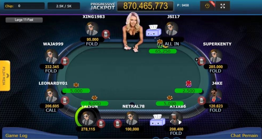 LivePlay IDN Poker